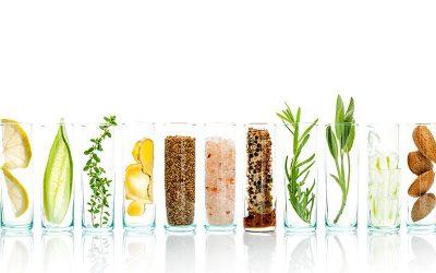 12 naturalnych składników w kosmetykach do pielęgnacji skóry