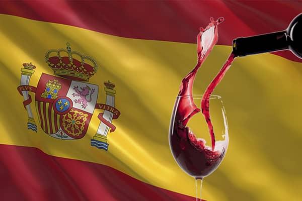 Czerwone lub białe wino, które może towarzyszyć paelli