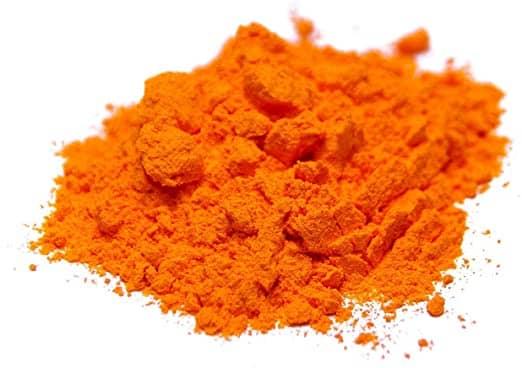 Barwnik spożywczy, który nadaje paelli bardziej intensywny kolor.